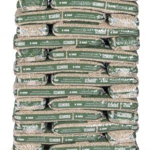 Scandbio pellets 8 mm pall - Heat Energi