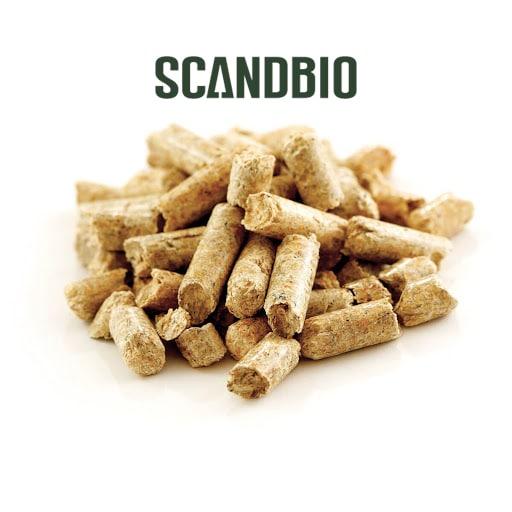 Scandbio värmepellets - Heat Energi