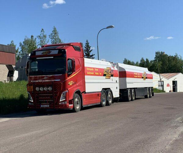 Tankbil - Heat Energi